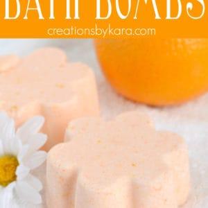 orange bath bombs pinterest photo
