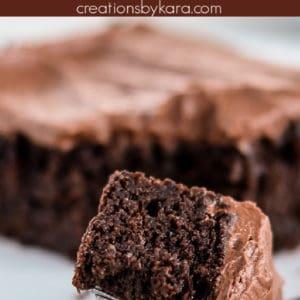 gluten free quinoa chocolate cake pinterest pin