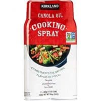 Kirkland Signature Canola Oil Cooking Spray, 34 Ounce
