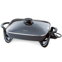 Presto 16-Inch Electric Skillet with Glass Cover