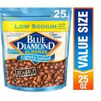 Blue Diamond Almonds, Lightly Salted