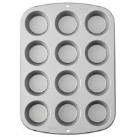 Wilton 12-Cup Non-Stick Muffin Pan