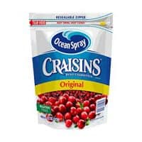 Ocean Spray Craisins Dried Cranberries 48 Oz, 48 oz