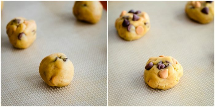 bakery style chocolate chip cookie tips
