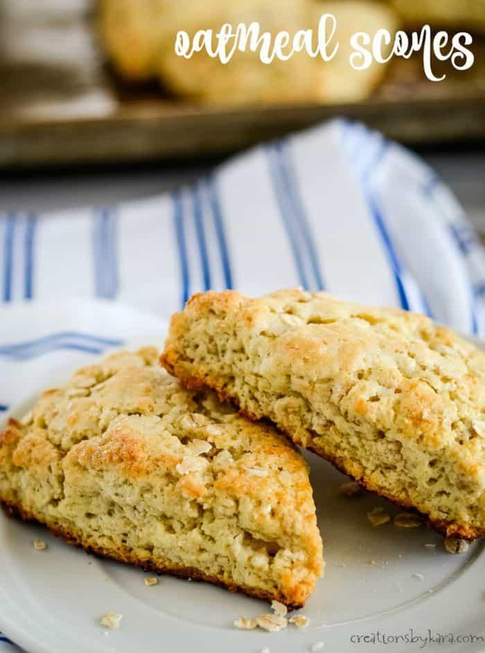 oatmeal scones title photo