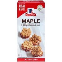 McCormick Maple Extract, 1 Fl Oz