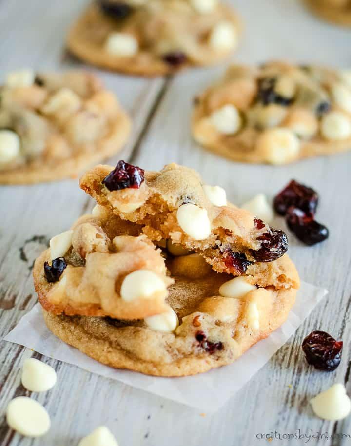 cranberry cookie recipe