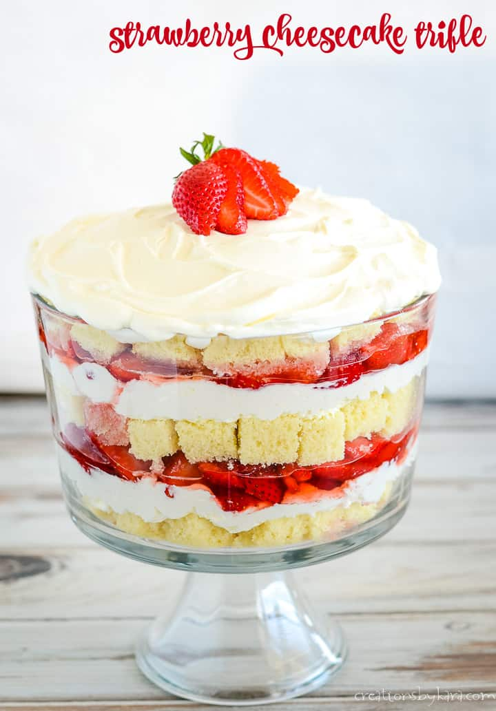 strawberry trifle title photo