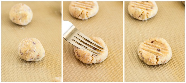 pecan sandies instructions collage