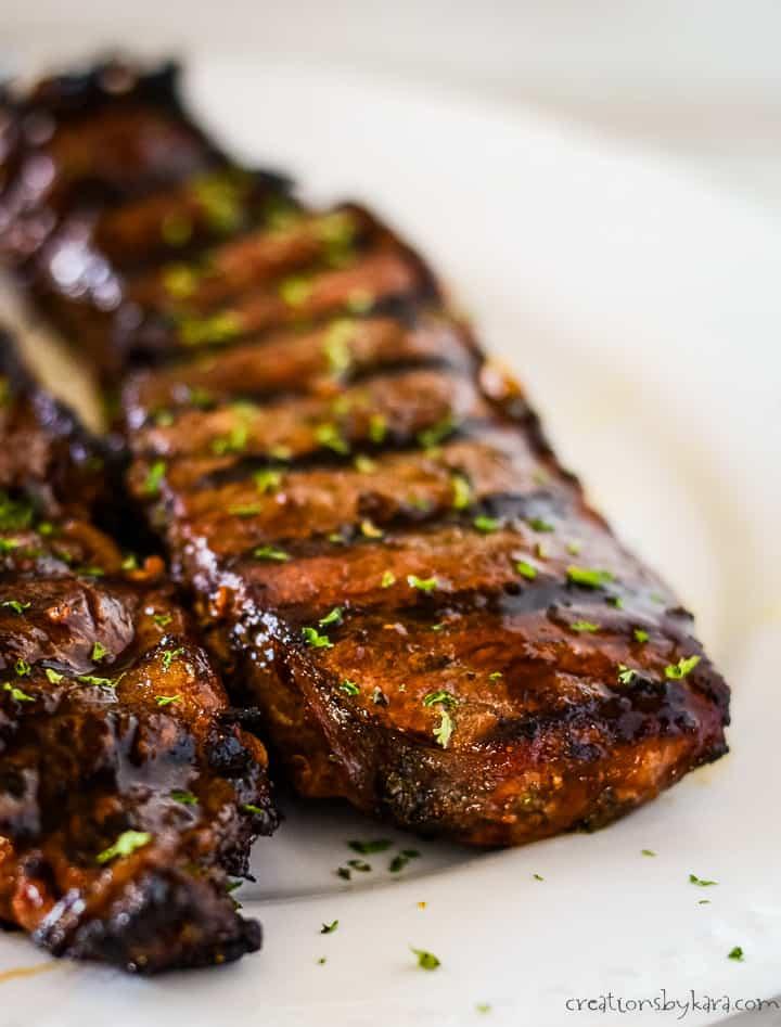 best homemade steak marinade