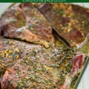 steak marinade for grilling pinterest pin